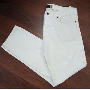 Brilliant Jcrew white jeans NEW